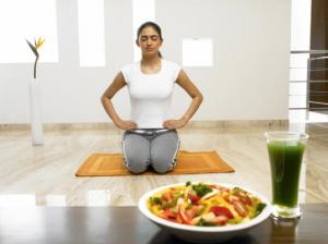 dieta yoga