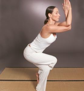 Aguila yoga
