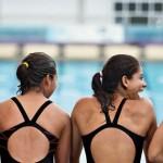 mujeres natación