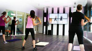 gimnasio virtual