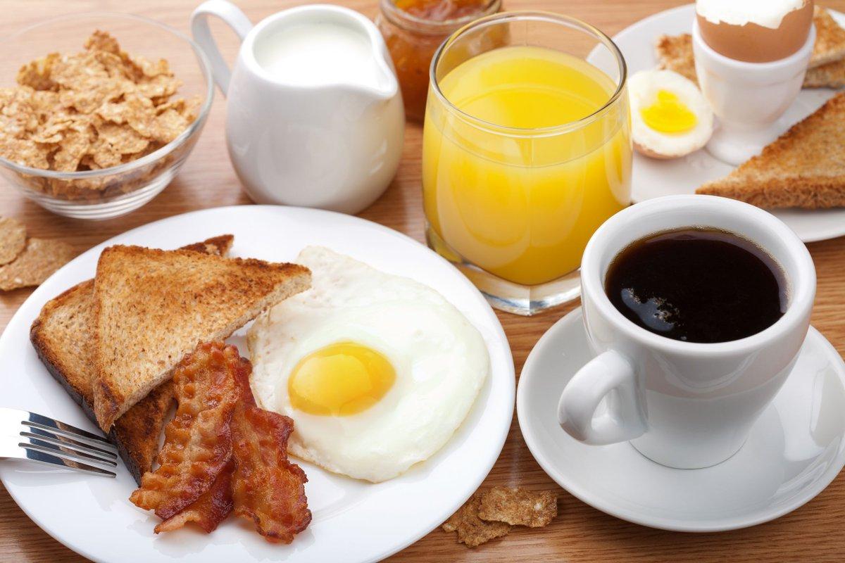 Desayuno proteínas